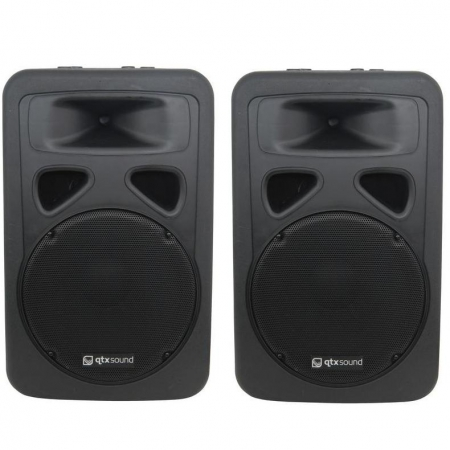 PAJ15A Active ABS speaker 15in 170316 hire
