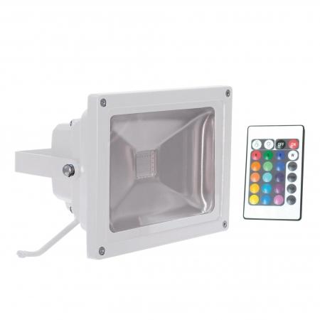 20w RGB LED Floodlight hire