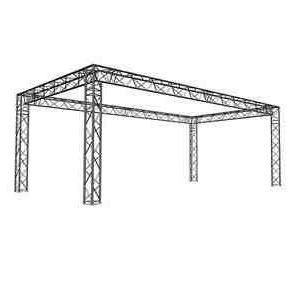 Astralite Truss Frame Cube Booth Hire