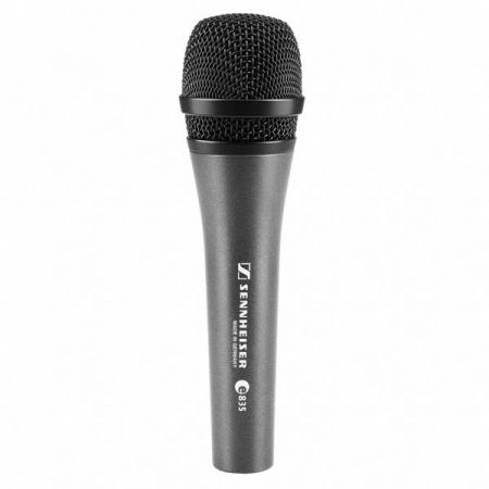 sennheiser e 835 microphone hire