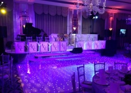 Gary williams claridges stage dancefloor pa uplighters 2