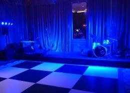 band pa hire and production at Londons claridges