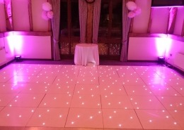 warnham barn dancefloor hire