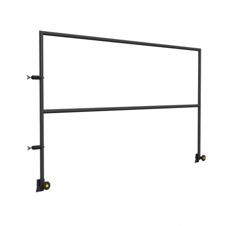 The GT Global Truss Stage Deck Handrails 2m