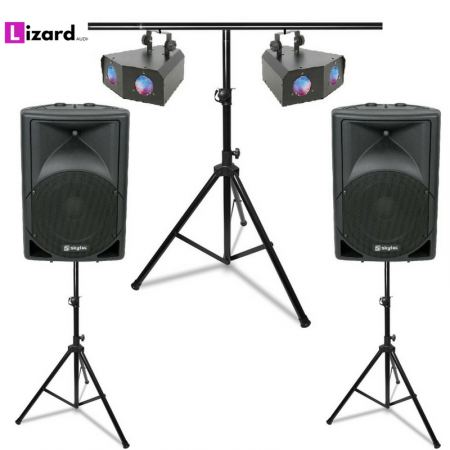 DJ Party Systems 1 equipment hire