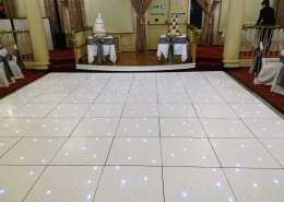 white led dancefloor queens hotel southsea