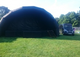 10m outdoor canopy