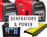 generator power button small