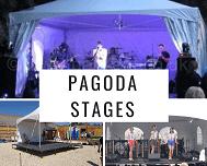 pagoda stage