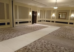 4 four seasons hotel aisle runner hire