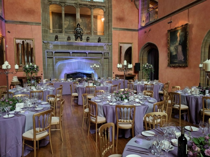 cowdray house gold cheltnam chairs furniture hire